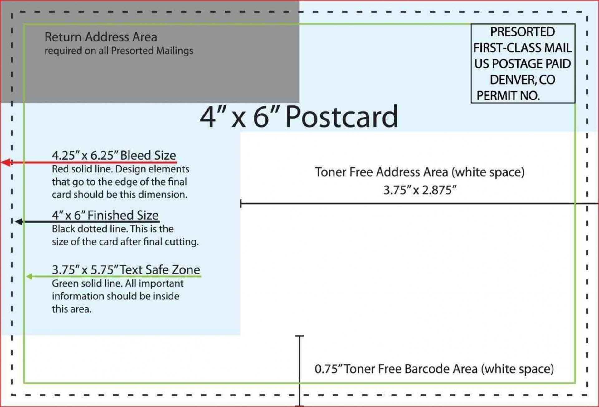 001 Template Ideas X Templates 4X6 Card Resume Postcard With Microsoft Word 4X6 Postcard Template
