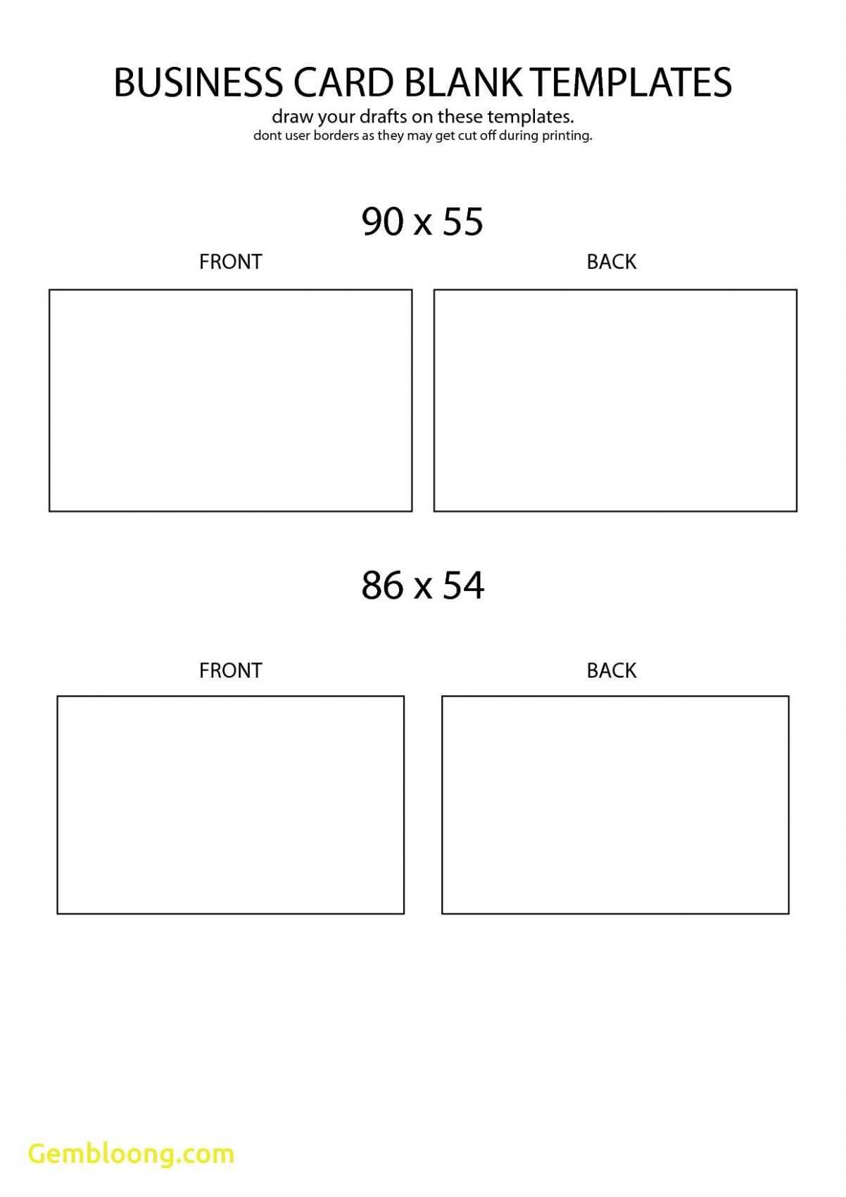 004 Template Ideas Free Blank Business Card Templates Regarding Blank Business Card Template Photoshop