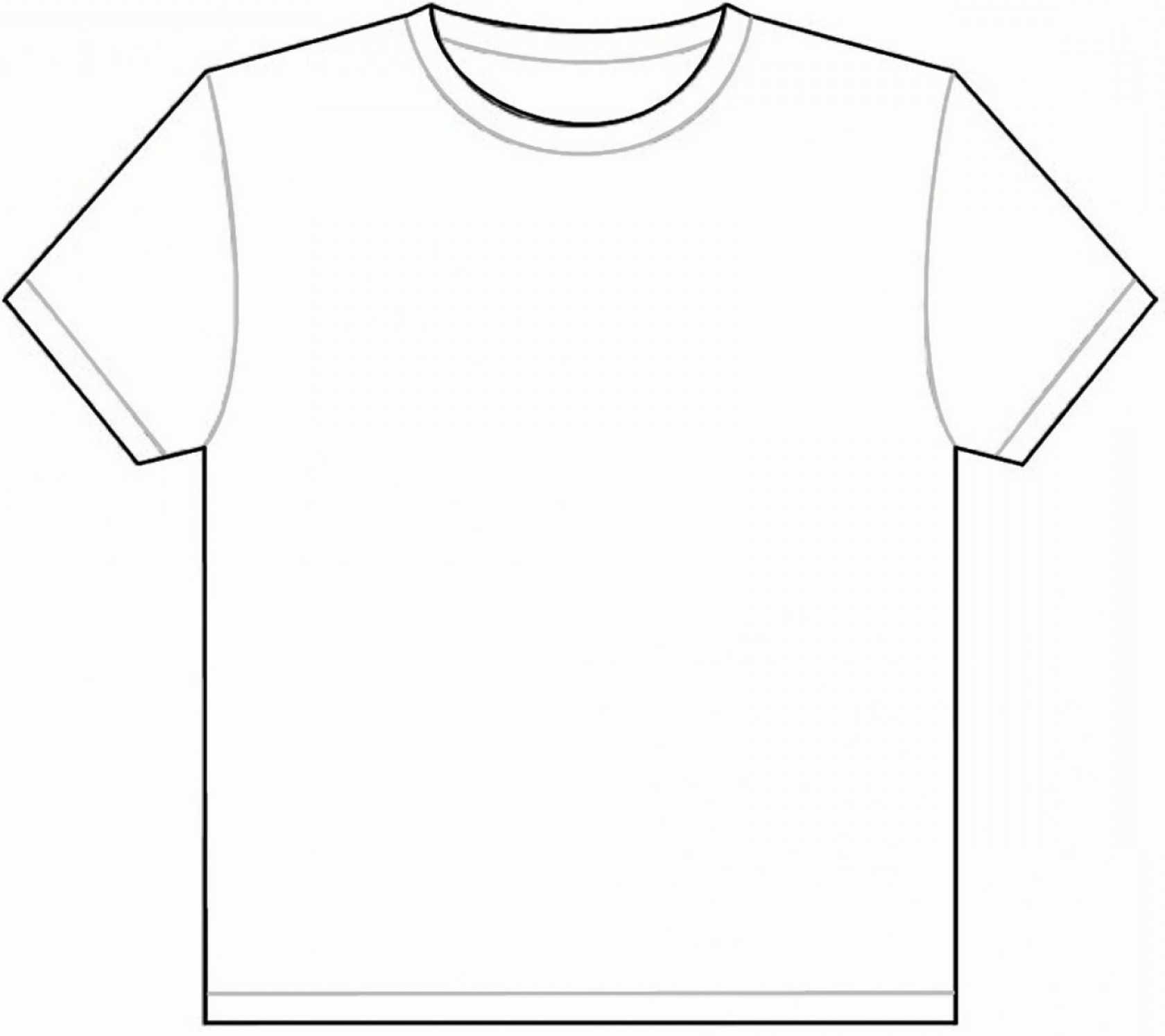 006 Blank Tee Shirt Template T Shirts Vector Beautiful Ideas Intended For Blank Tee Shirt Template