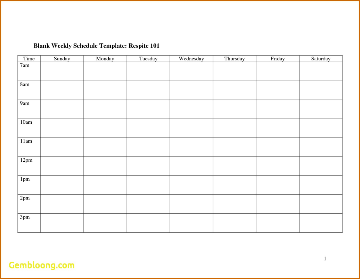006 Work Schedule Spreadsheet Out Templates Template Monthly In Blank Monthly Work Schedule Template