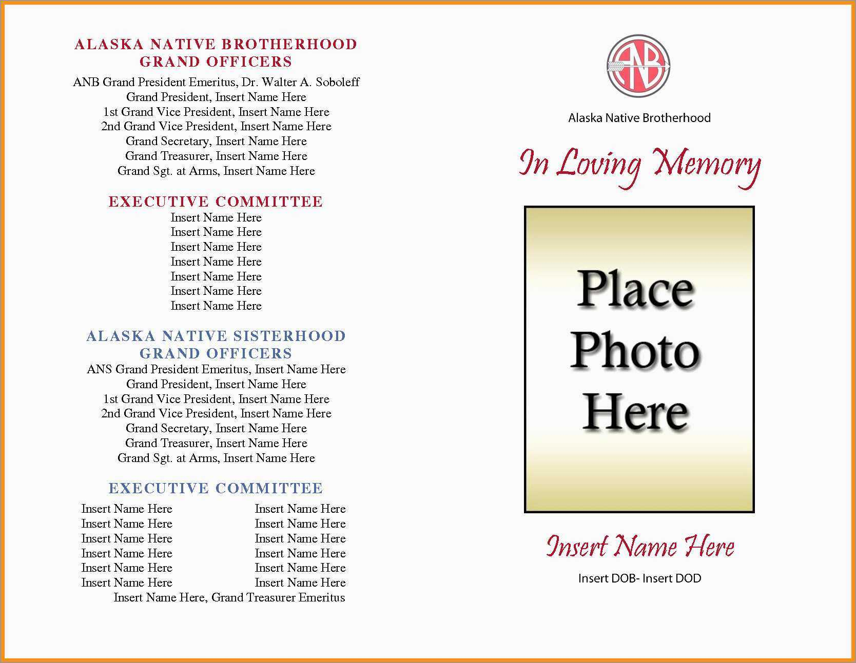 012 Free Obituary Template Download Ideas Incredible Funeral Inside Free Obituary Template For Microsoft Word