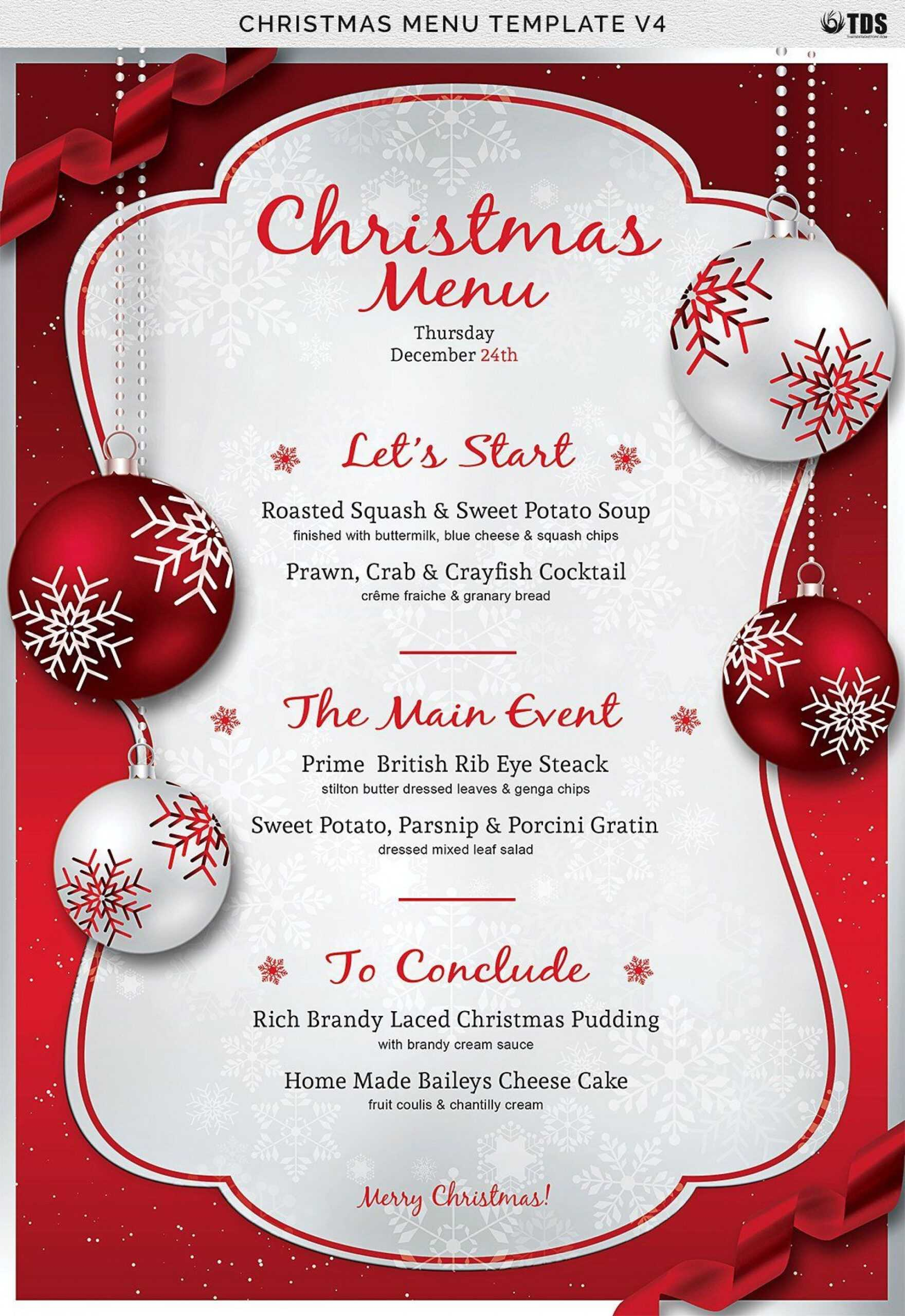 016 Free Christmas Party Invitations Word Templates Template With Regard To Free Christmas Invitation Templates For Word