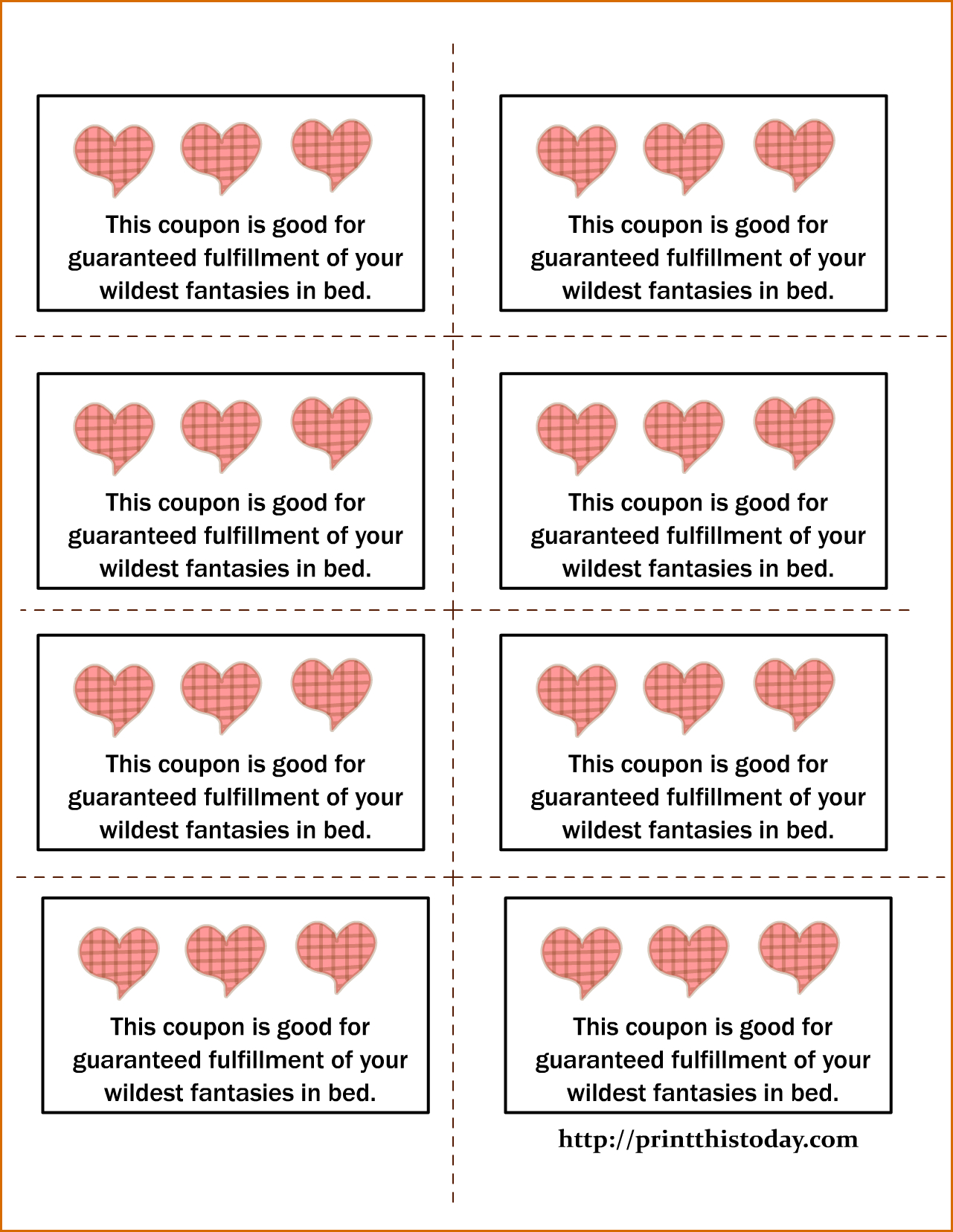 018 Printable Coupon Template Love Coupons Ideas Make Your Within Love Coupon Template For Word