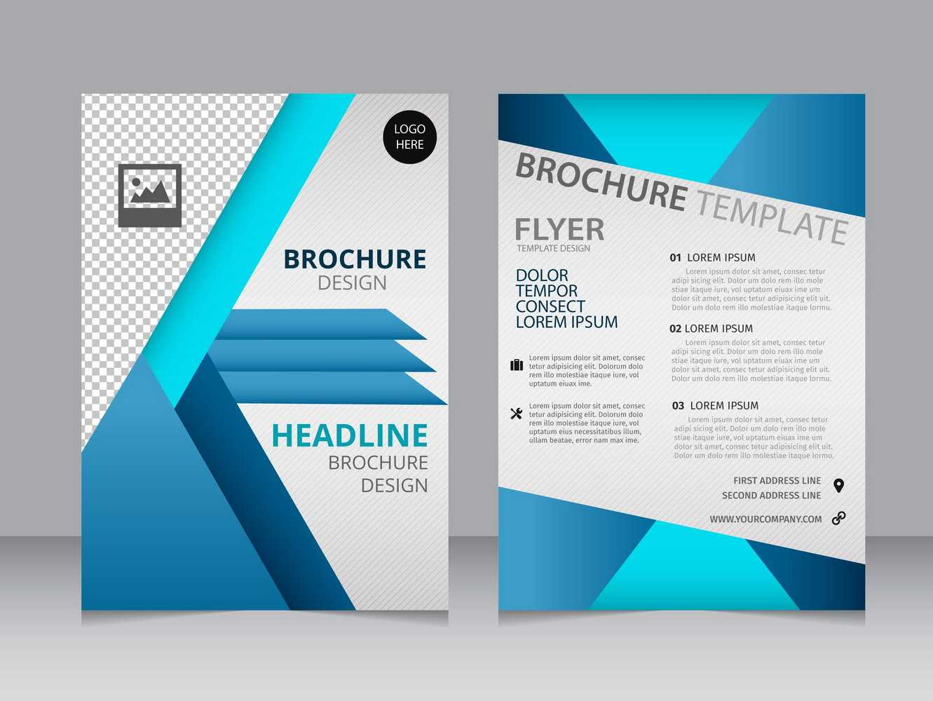 024 Trifold Brochure Template Templatelab Com Ideas Throughout Free Brochure Templates For Word 2010