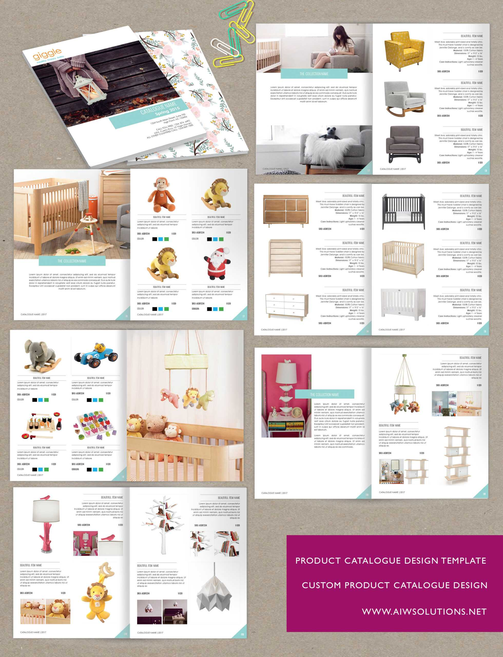 026 Wholesale Catalog Template Product Catalogue Word Inside Catalogue Word Template