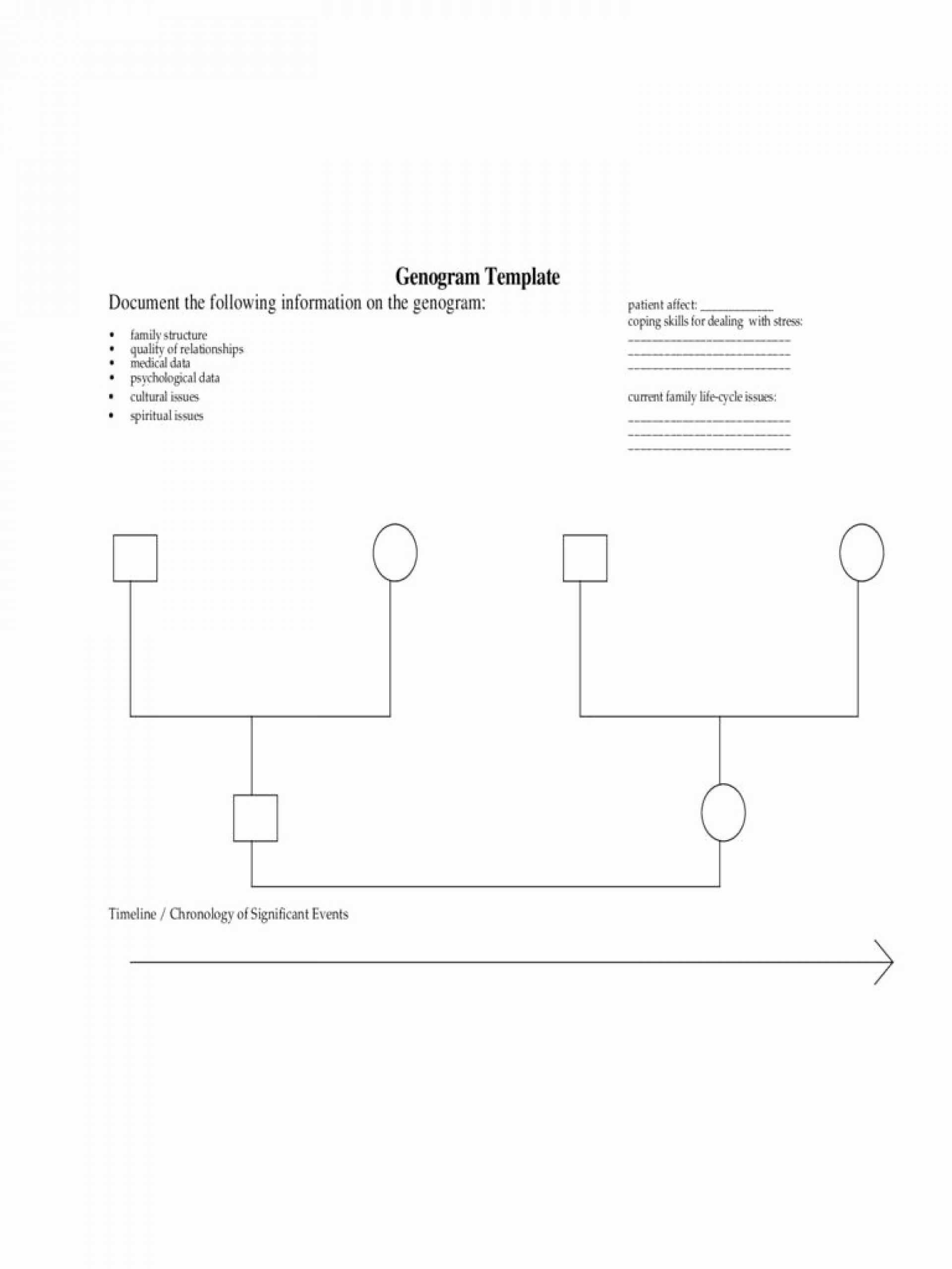 032 Template Ideas Genogram For Mac Download Blank Family Intended For Family Genogram Template Word