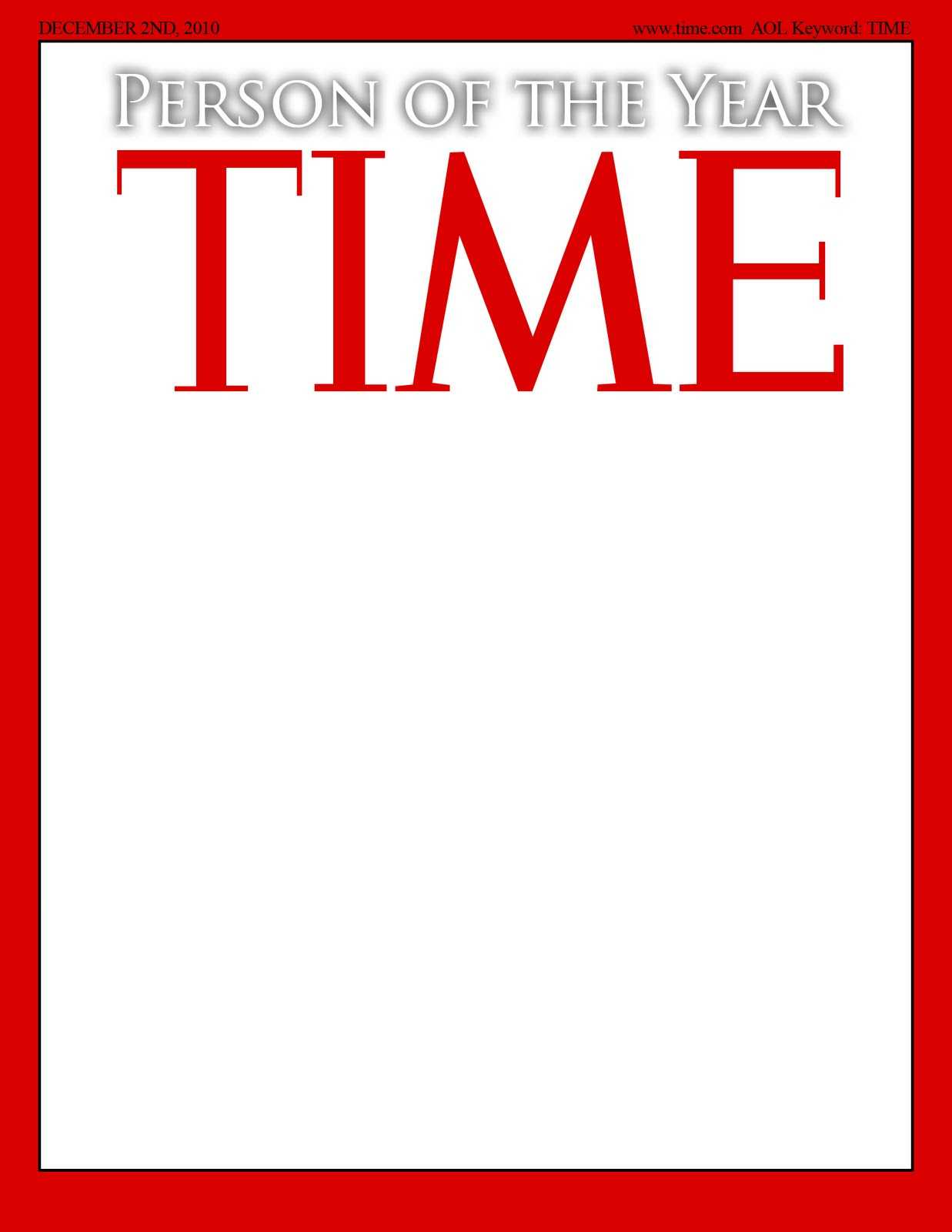 11 Time Magazine Cover Template Psd Images – Time Magazine Intended For Blank Magazine Template Psd