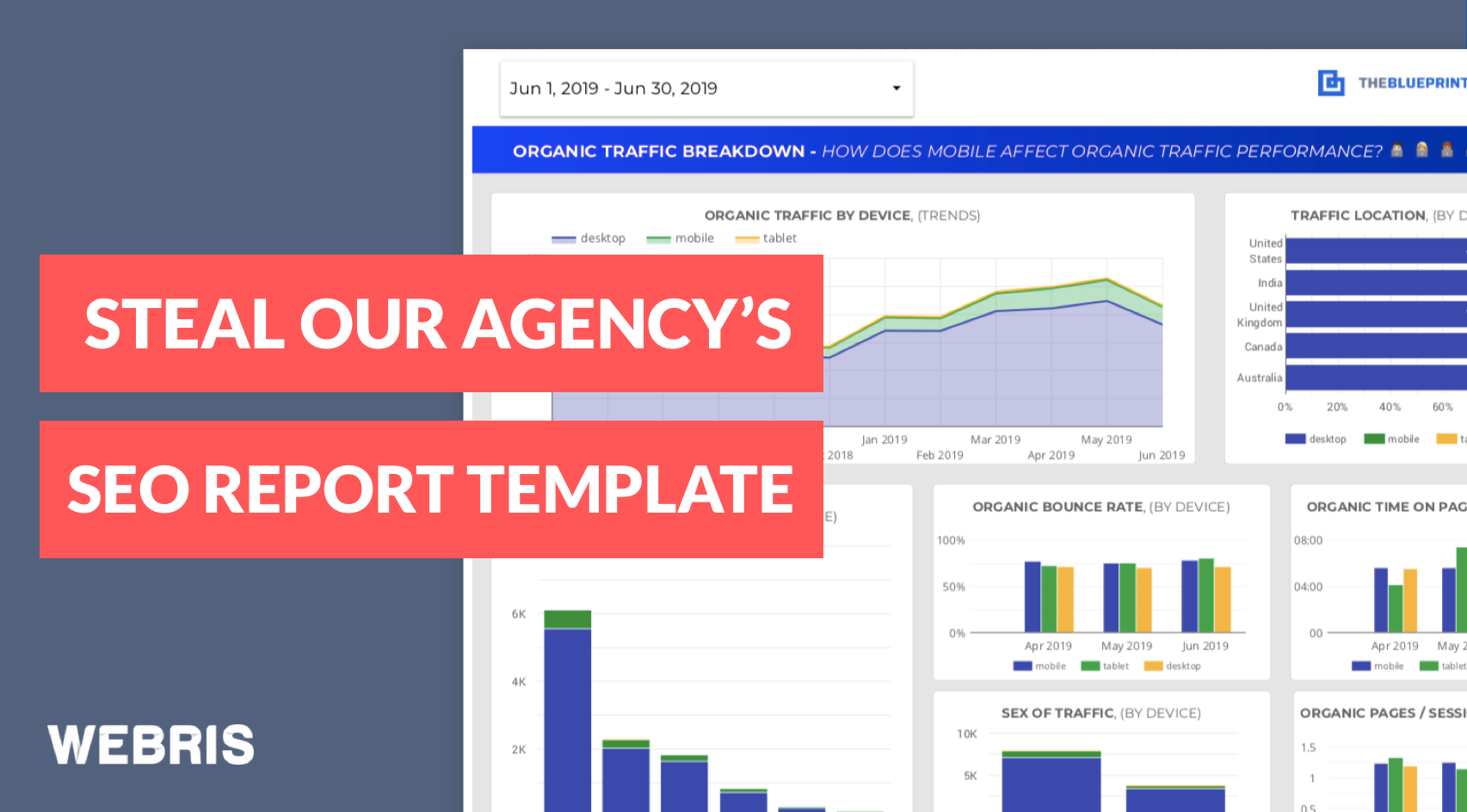 15 Free Seo Report Templates - Use Our Google Data Studio With Regard To Seo Report Template Download