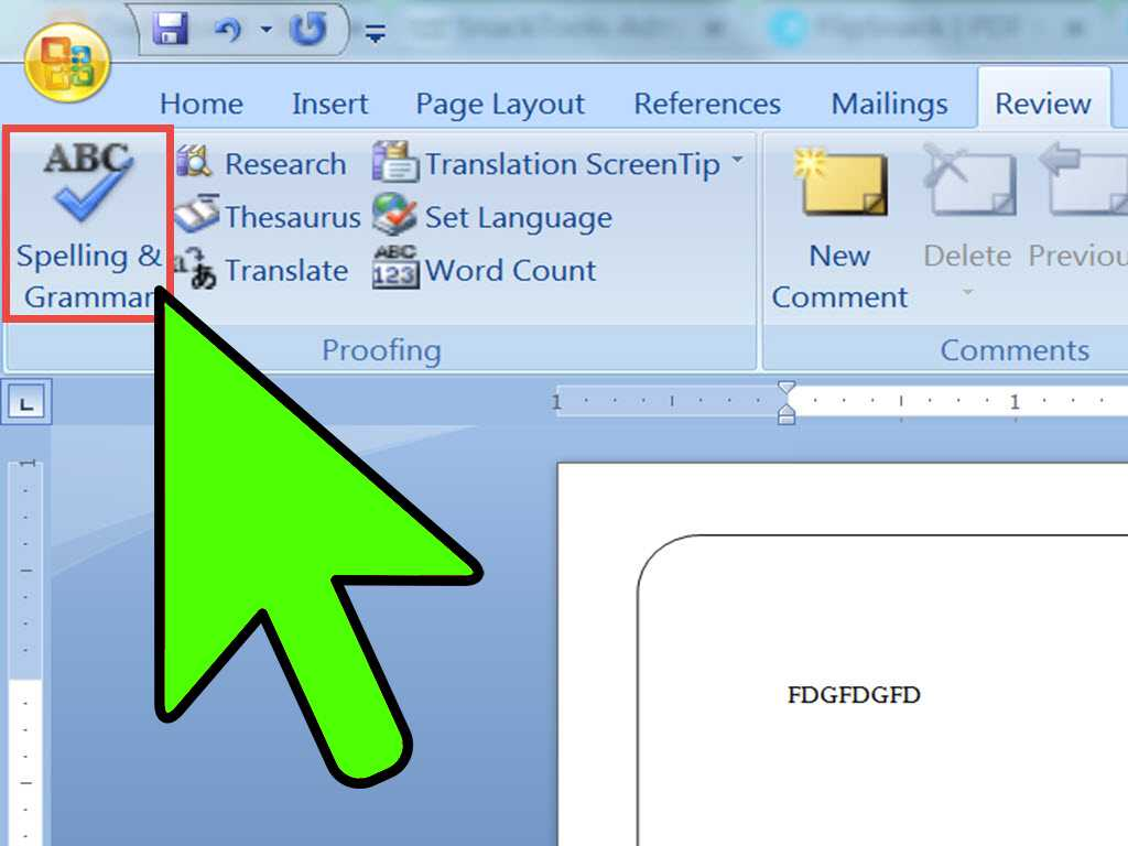 2 Easy Ways To Make A Booklet On Microsoft Word - Wikihow Throughout Booklet Template Microsoft Word 2007