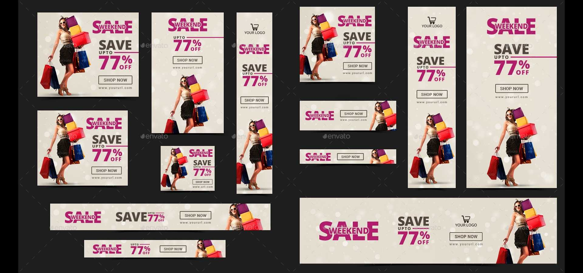 20 + Printable Product Sale Banners – Psd, Ai, Eps Vector In Product Banner Template