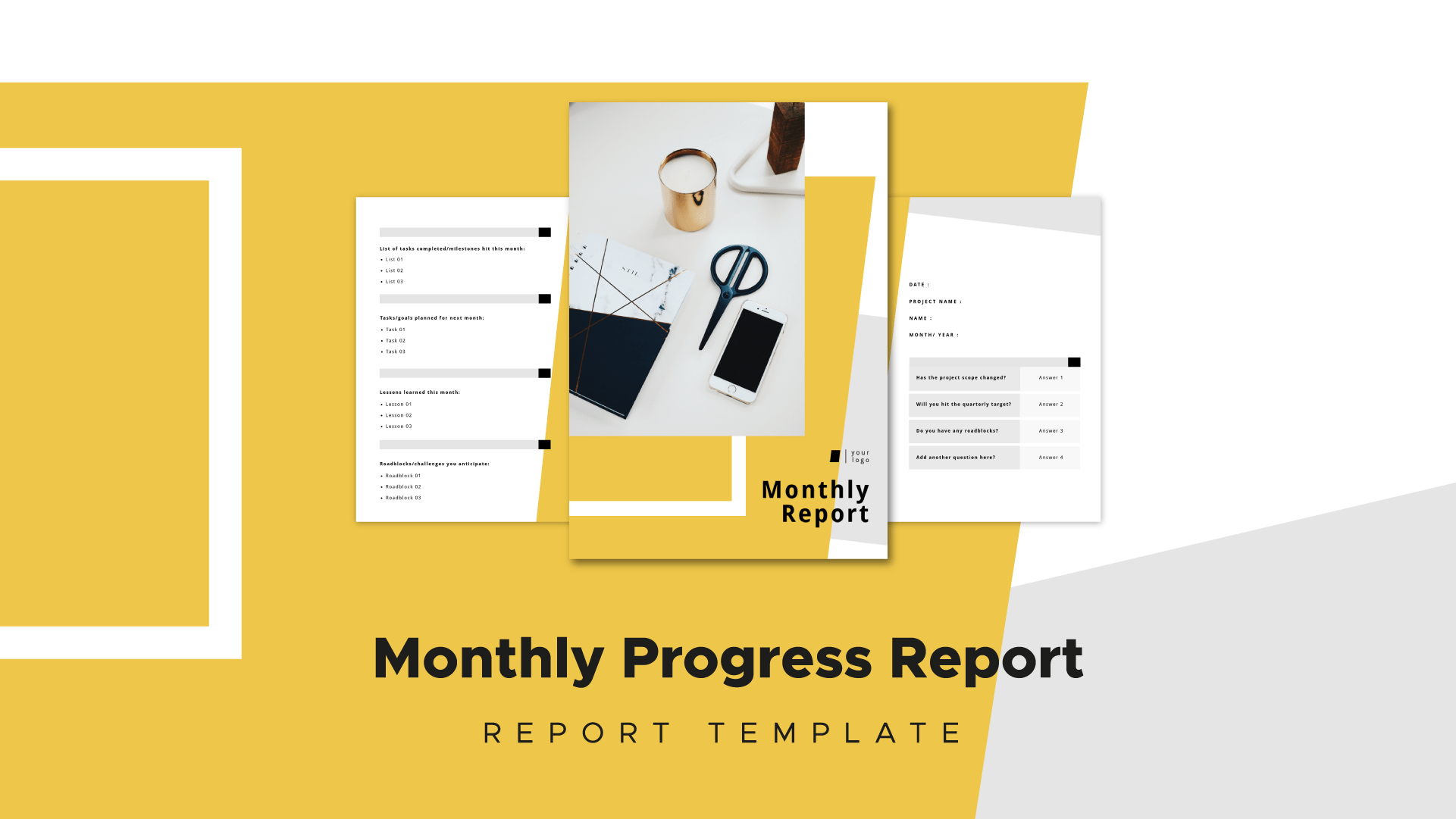 25 Powerful Report Presentations And How To Make Your Own In Mckinsey Consulting Report Template