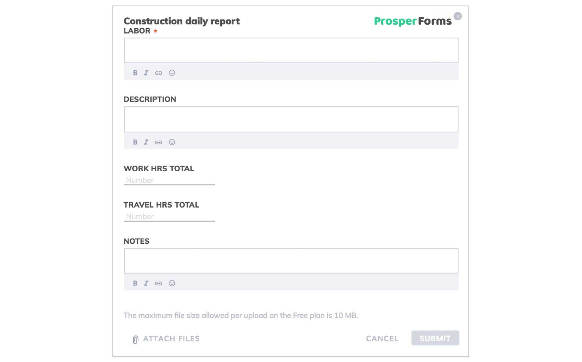 3 Best Examples: Daily Report Template | Free Templates Download With Employee Daily Report Template
