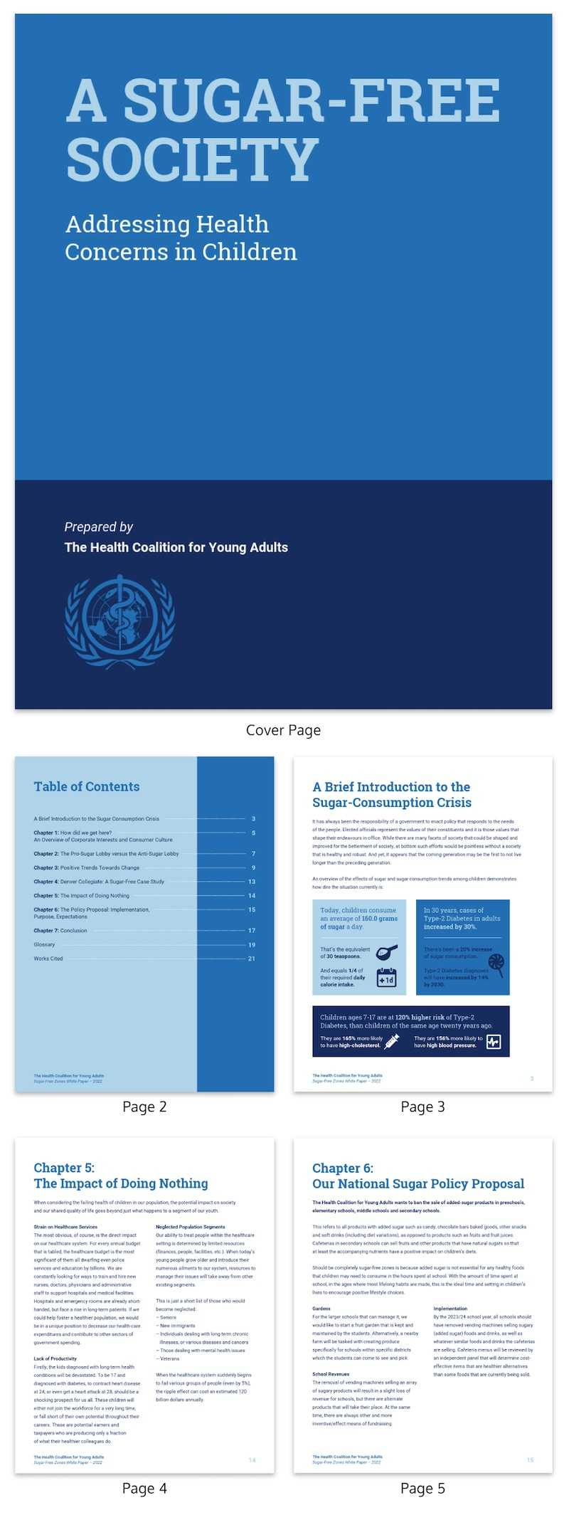 30+ Business Report Templates Every Business Needs – Venngage Inside Business Quarterly Report Template