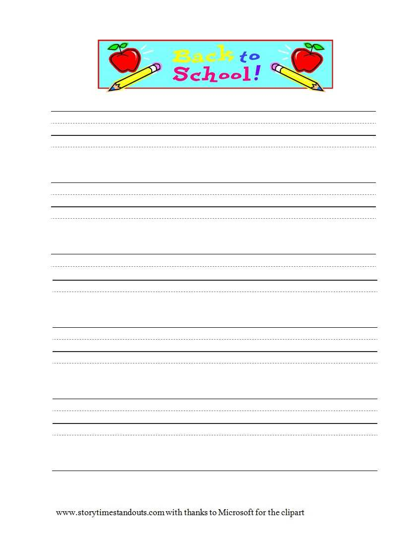 32 Printable Lined Paper Templates ᐅ Template Lab With Regard To Ruled Paper Word Template