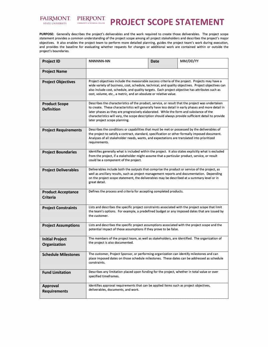 40+ Project Status Report Templates [Word, Excel, Ppt] ᐅ Intended For It Management Report Template