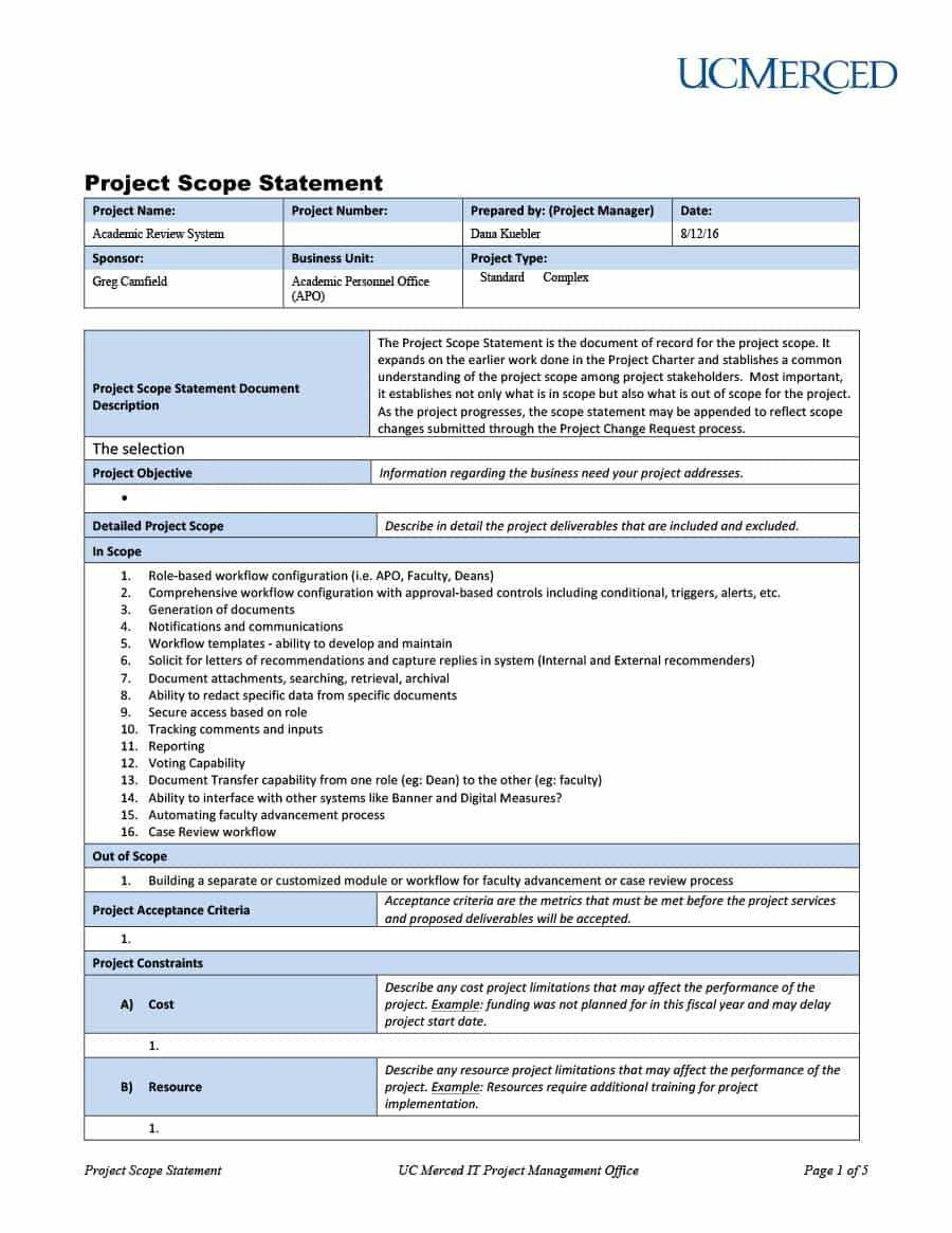 40+ Project Status Report Templates [Word, Excel, Ppt] ᐅ Intended For Project Management Status Report Template