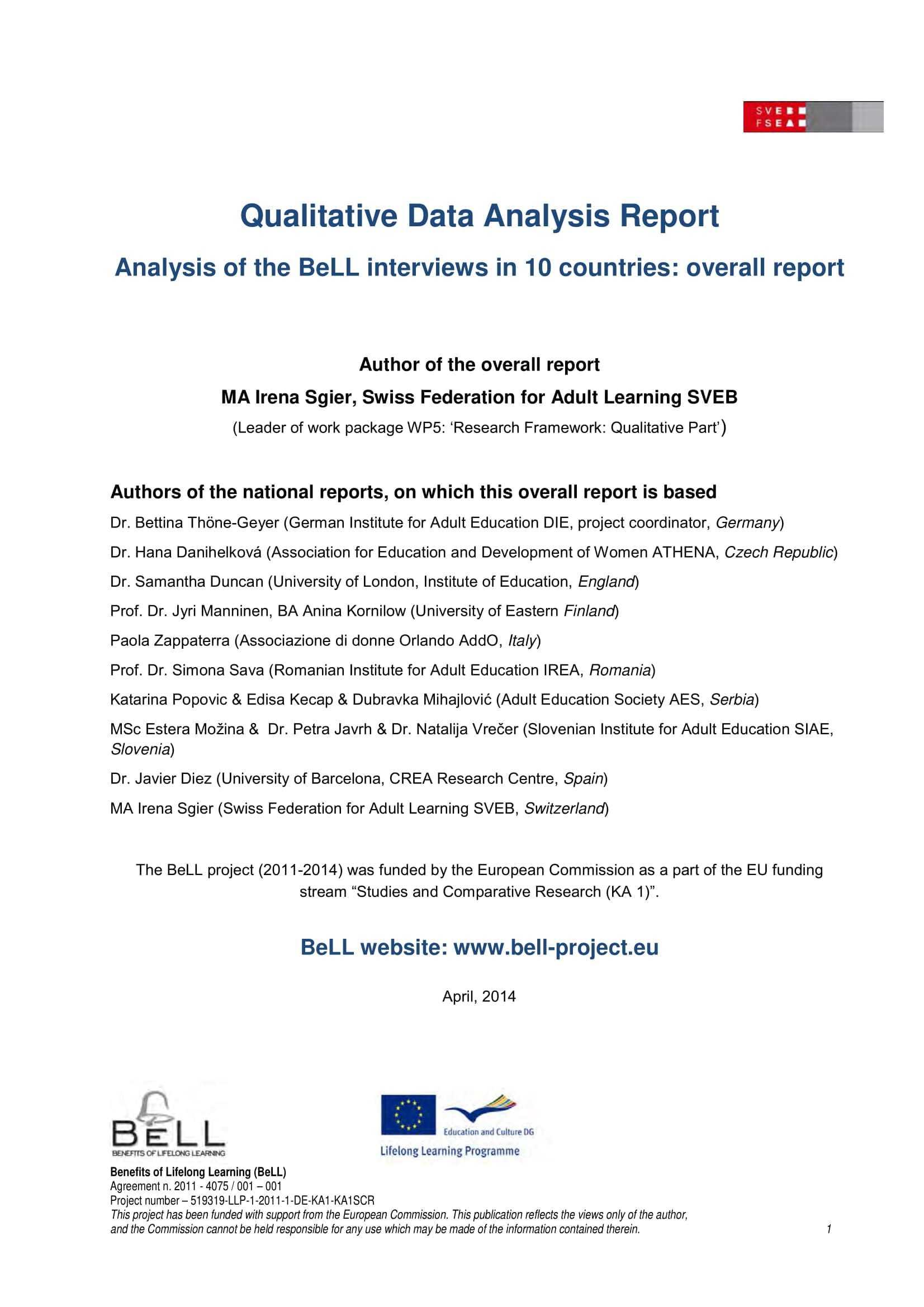 9+ Analysis Report Examples – Pdf | Examples Regarding Stock Analysis Report Template