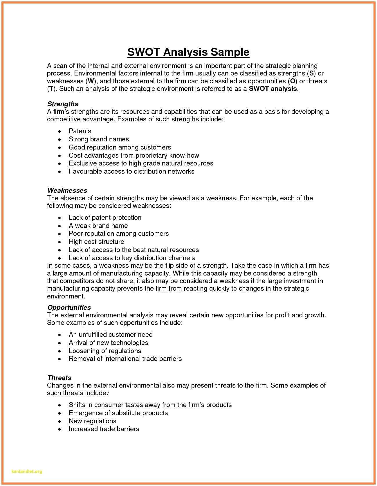 9+ Strategic Analysis Report Examples - Pdf | Examples Throughout Strategic Analysis Report Template