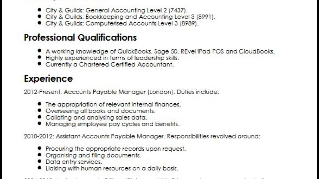 Accounting Cvs Examples Pertaining To Forensic Accounting Report Template