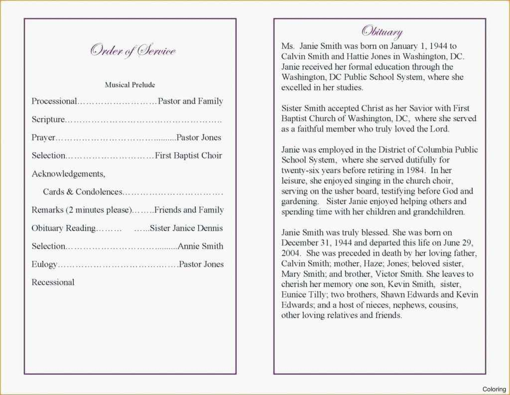 Awards Program Template Word – Raptor.redmini.co Intended For Playbill Template Word