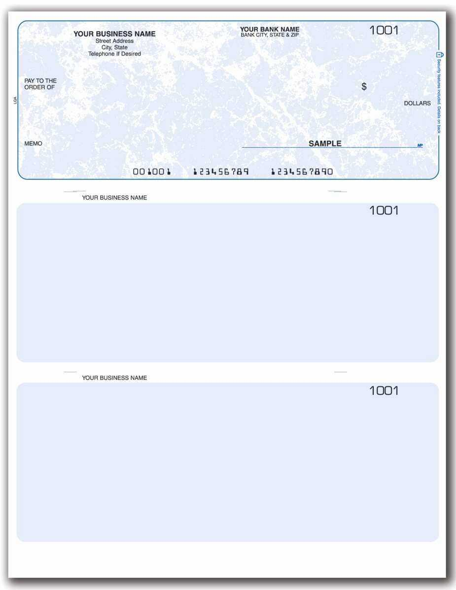 Awful Blank Business Check Template Ideas Free Fillable Word With Regard To Blank Business Check Template