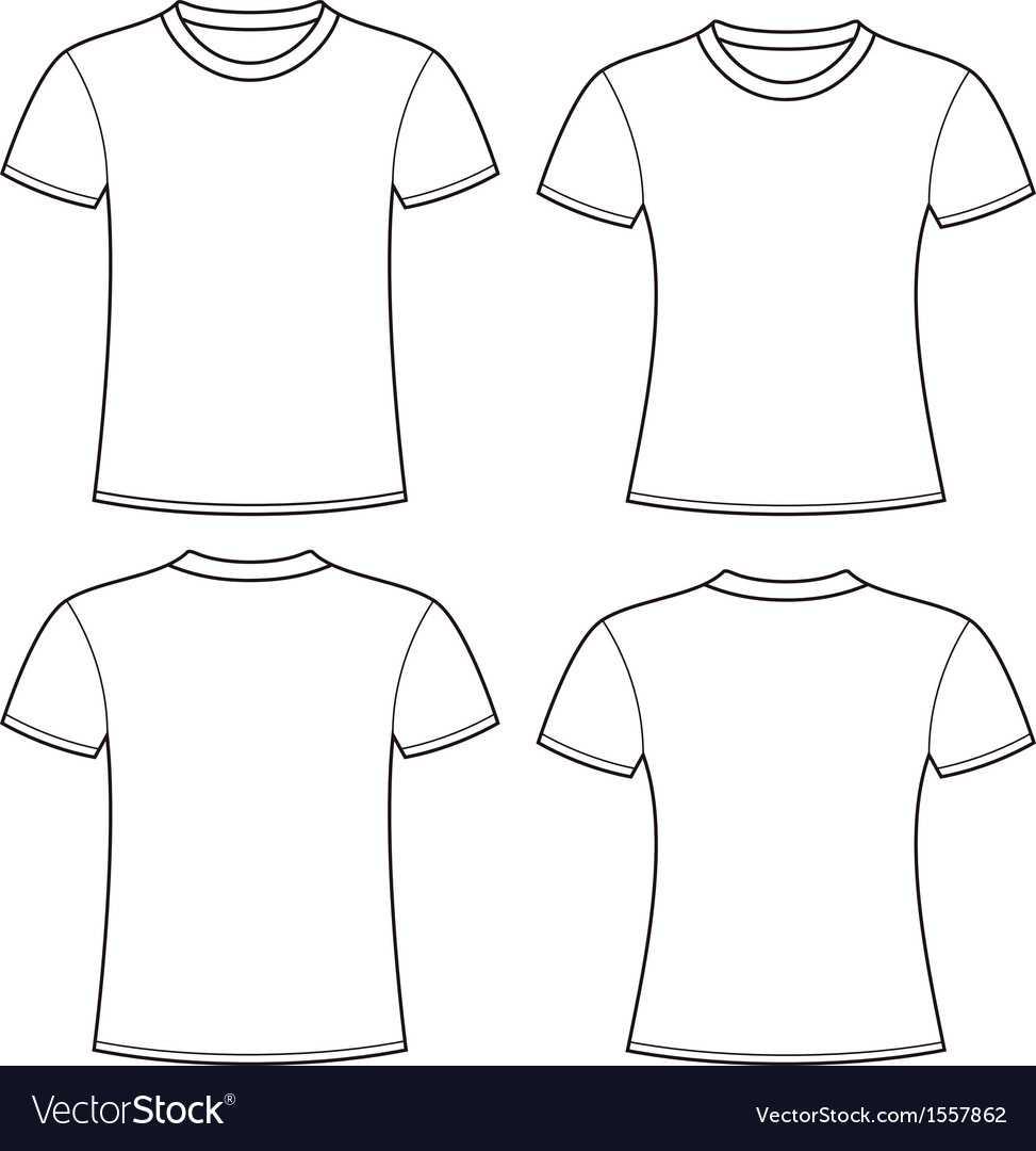 Blank T Shirts Template Inside Blank Tee Shirt Template