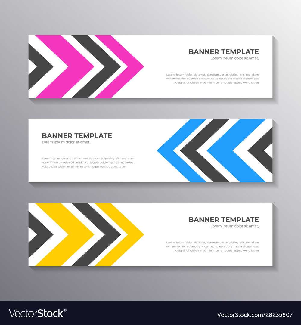 Business Banner Template Layout Background Design Inside Product Banner Template