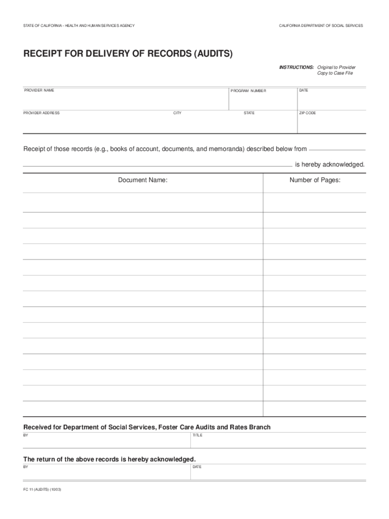 Delivery Receipt Form – 2 Free Templates In Pdf, Word, Excel With Regard To Proof Of Delivery Template Word