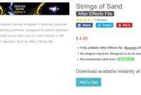 Designer-Gfx - Strings Of Sand - [Hq] Minecraft Server pertaining to Minecraft Server Banner Template