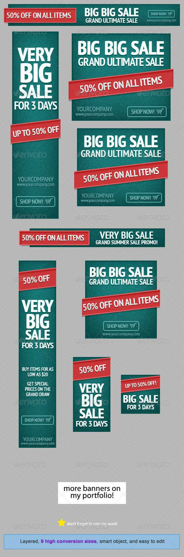 Event Web Banner Graphics, Designs & Templates From Graphicriver Pertaining To Event Banner Template