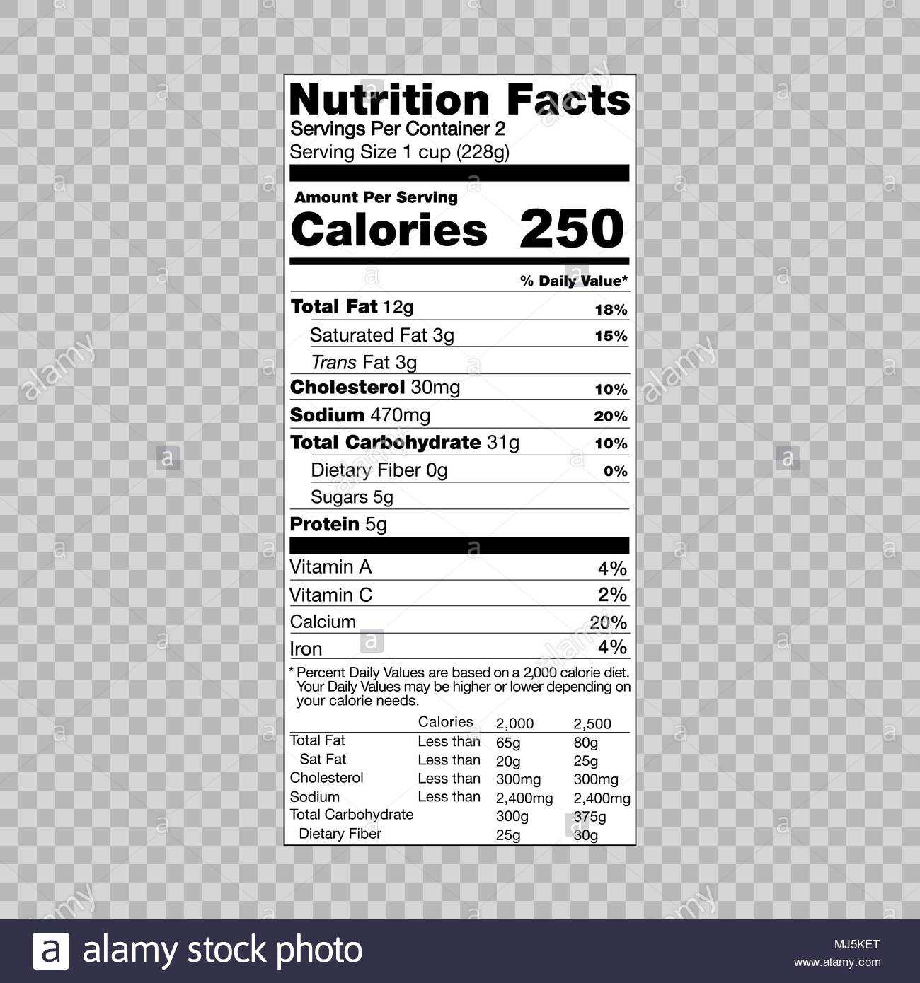 Food Label Template - Horizonconsulting.co With Regard To Nutrition Label Template Word