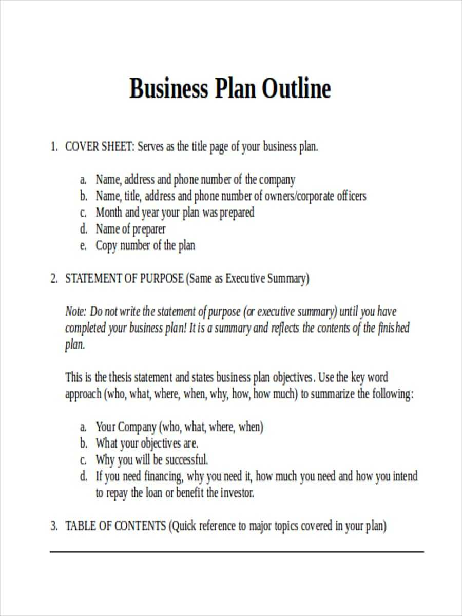 Free 37+ Outline Examples & Samples In Doc   Pages   Examples With Speech Outline Template Word