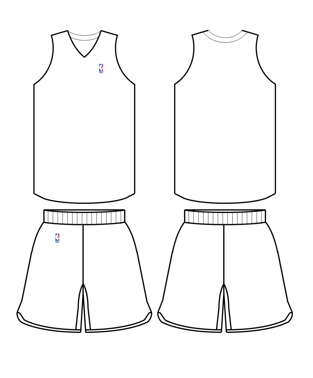 Free Blank Basketball Jersey, Download Free Clip Art, Free Regarding Blank Basketball Uniform Template