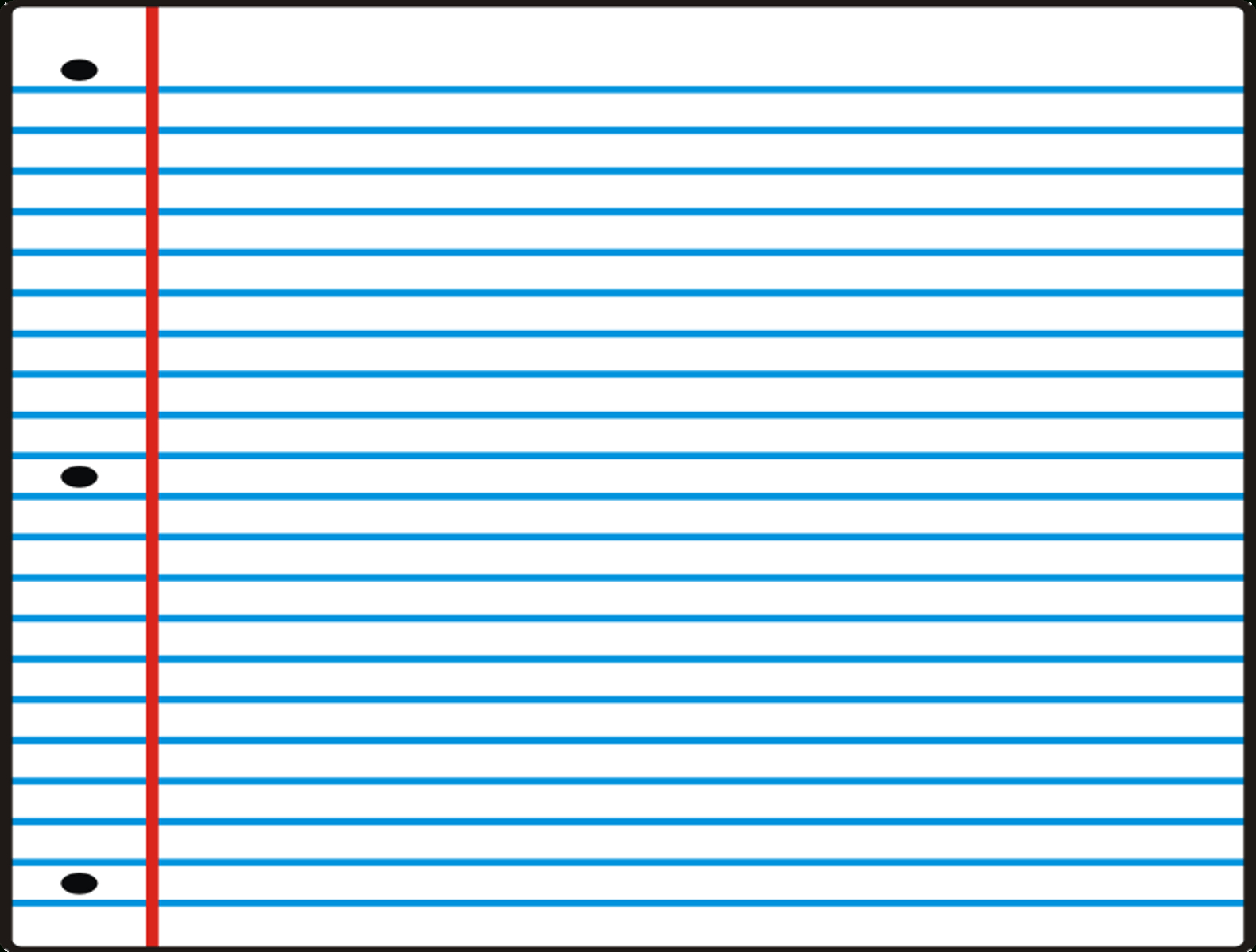 Free Lined Paper Cliparts, Download Free Clip Art, Free Clip Within Ruled Paper Template Word