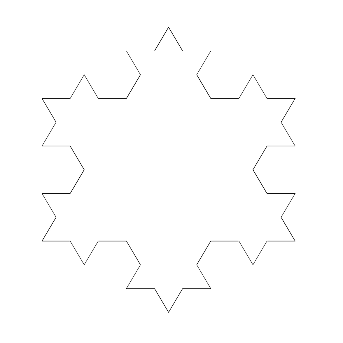 Free Snowflake Outline, Download Free Clip Art, Free Clip With Blank Snowflake Template