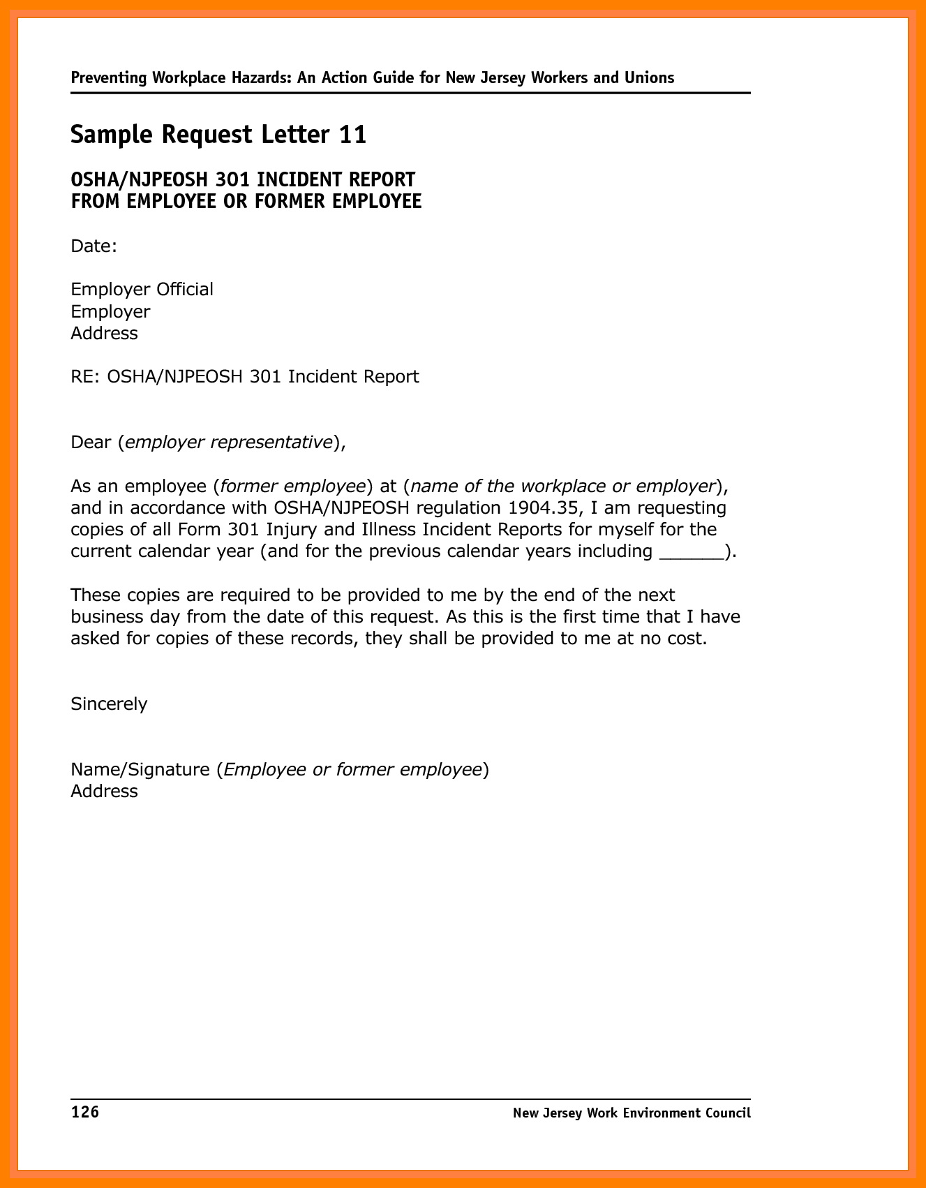 Incident Report Sample In Workplace – Horizonconsulting.co With Regard To Workplace Investigation Report Template