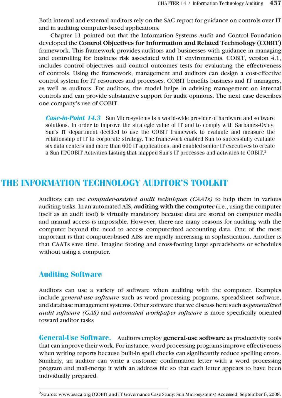 Information Technology Audit Report Template Word Pertaining To Information System Audit Report Template