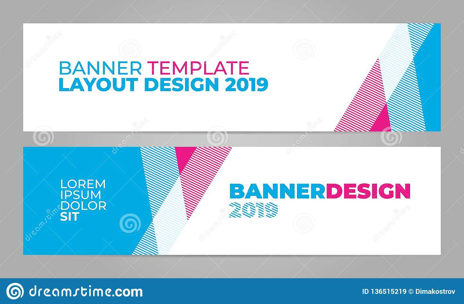 Layout Banner Template Design For Winter Sport Event 2019 Pertaining To Event Banner Template