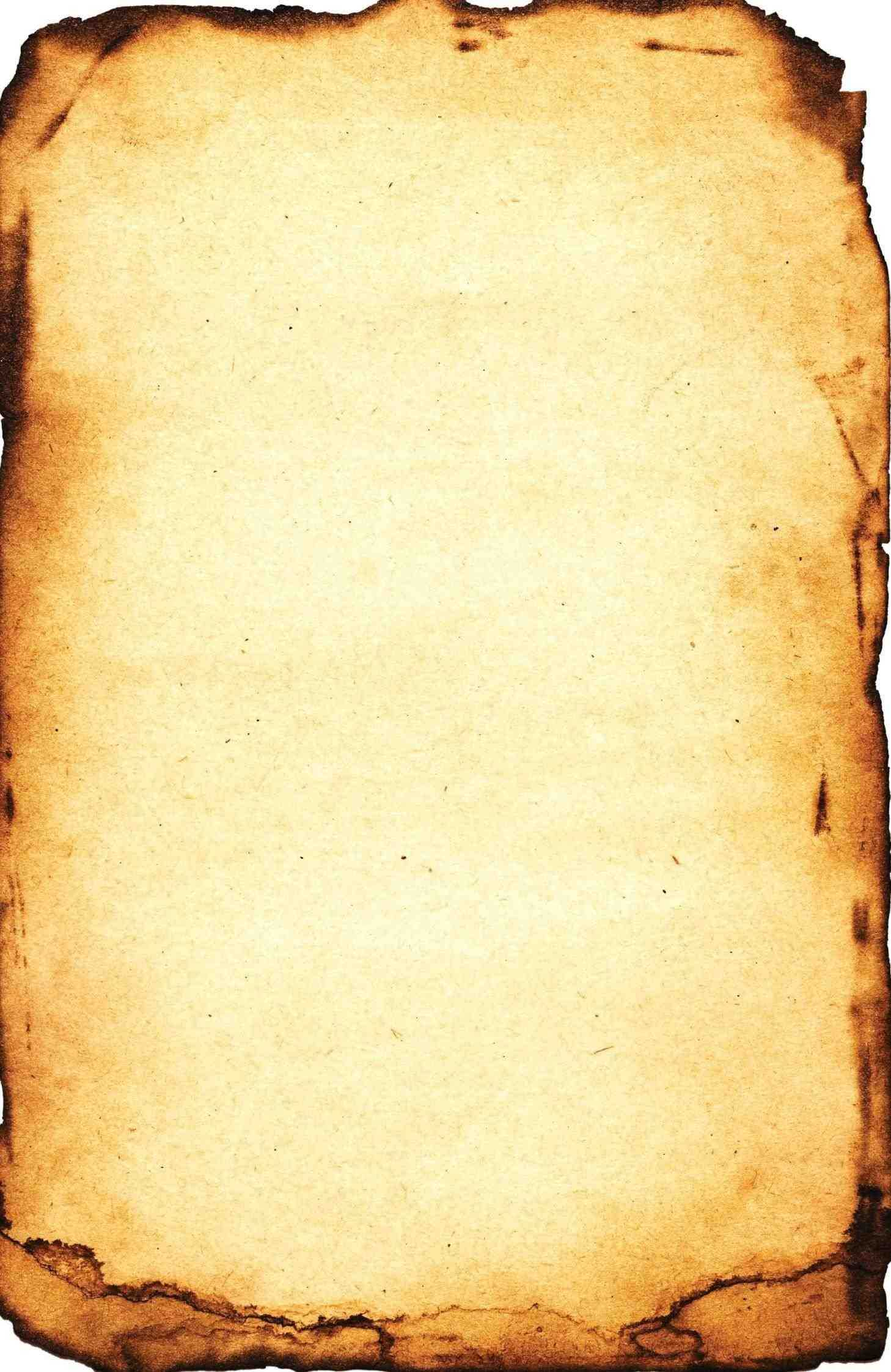 Old Paper Background For Word Inside Scroll Paper Template Word