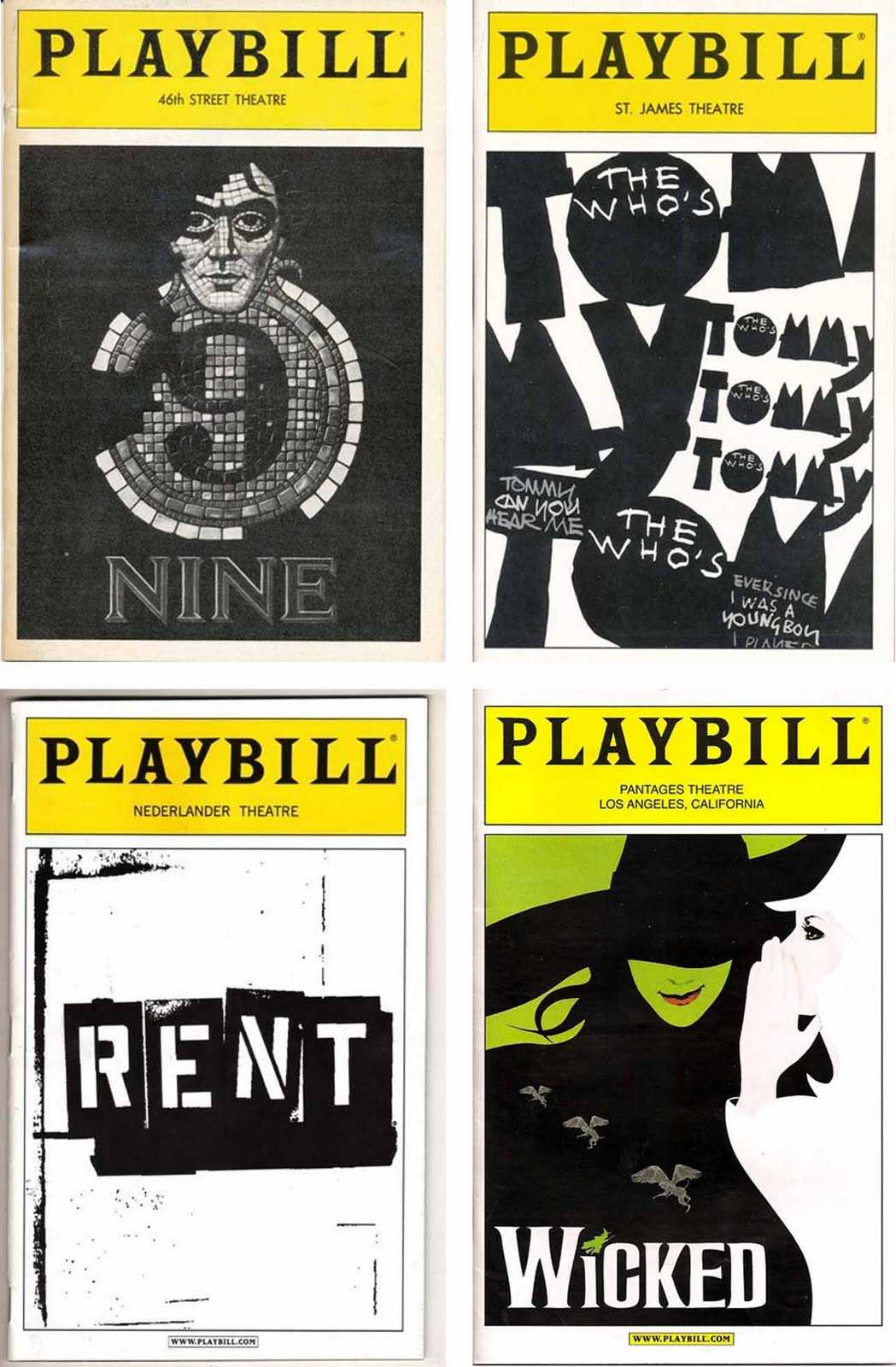Play Bill Template. Theatre 8 Download Free. On Pinterest Throughout Playbill Template Word