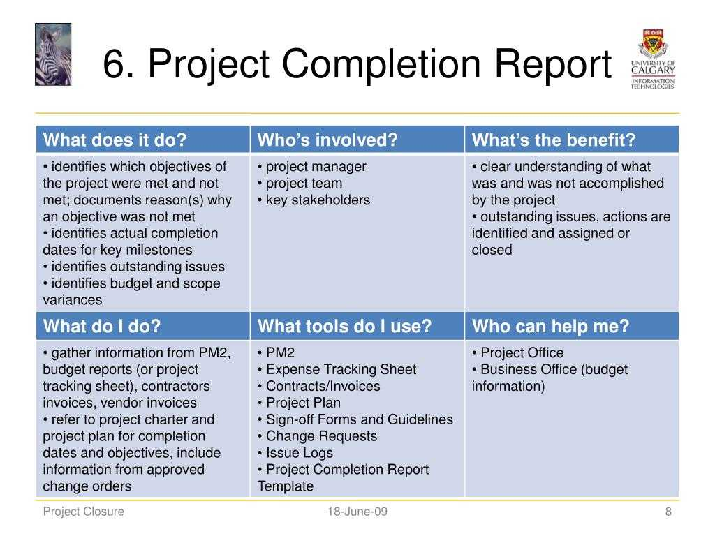 Ppt - Project Closure Powerpoint Presentation, Free Download In Project Closure Report Template Ppt