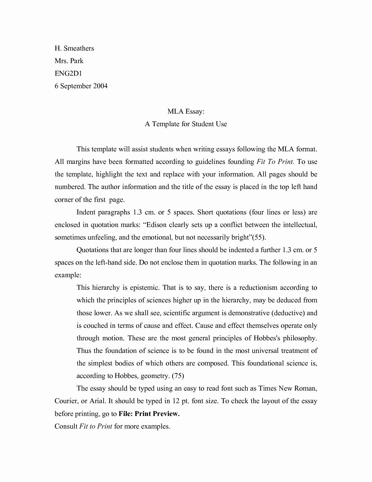 Research Paper Layout For Apa Style Format D Template Ieee Pertaining To Scientific Paper Template Word 2010
