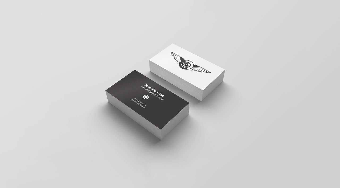 Top 26 Free Business Card Psd Mockup Templates In 2019 Within Blank Business Card Template Photoshop