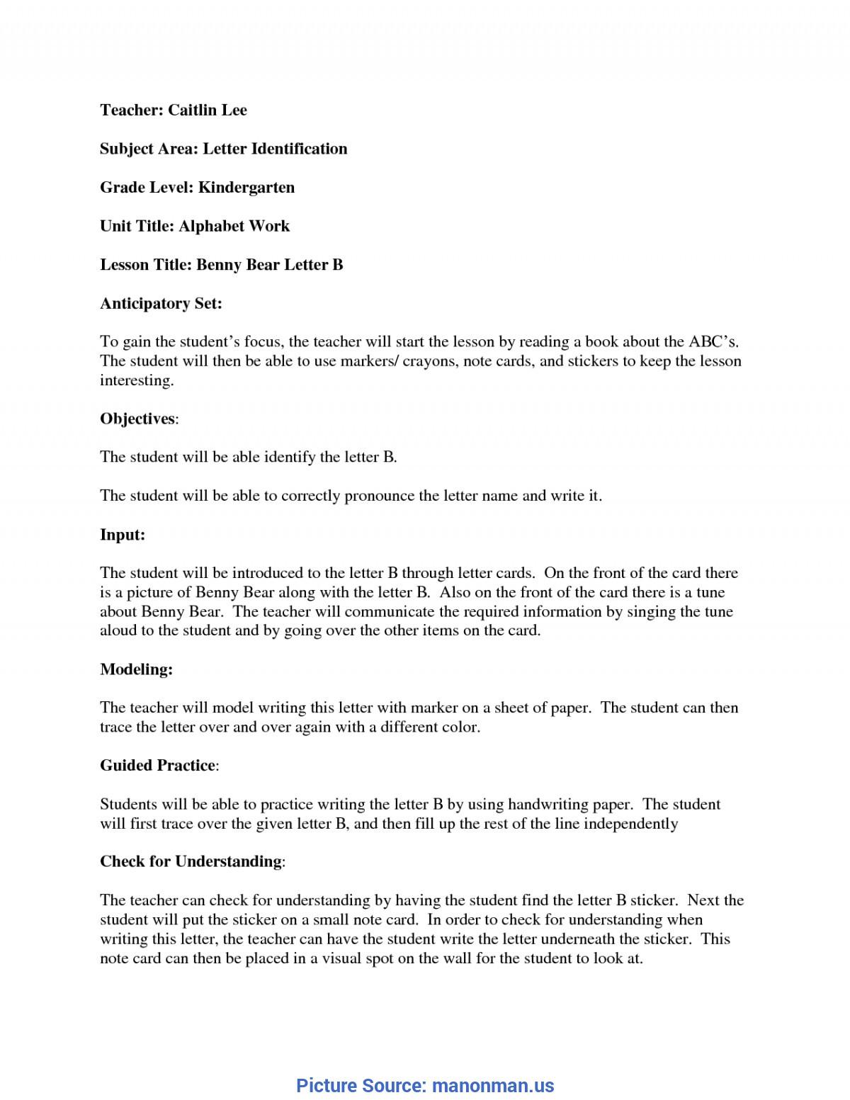 Trending Madeline Hunter Lesson Plan 4Th Grade Word Doent Within Madeline Hunter Lesson Plan Blank Template