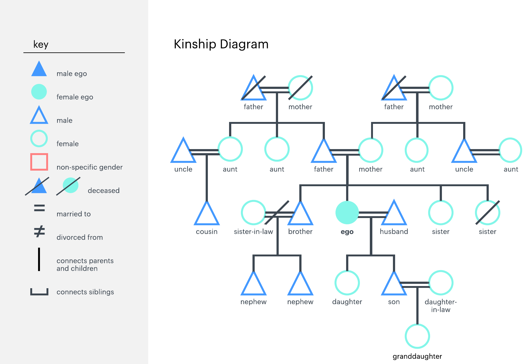 What Is A Genogram And How To Make One Intended For Family Genogram Template Word