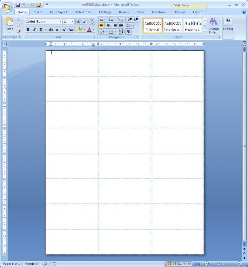 Wonderful Microsoft Word Label Templates 21 Per Sheet Inside Word Label Template 21 Per Sheet