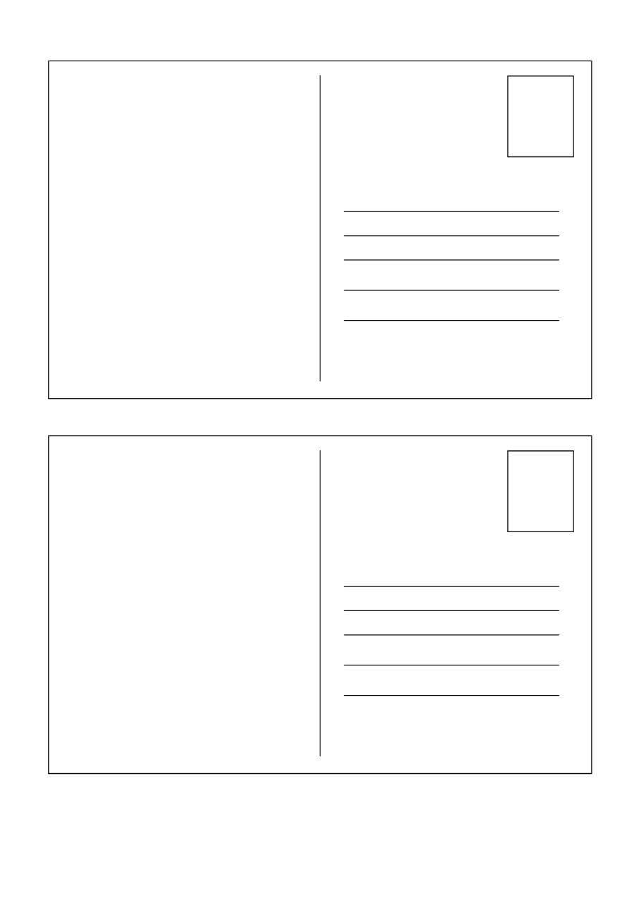 Word Postcard Templates - Horizonconsulting.co Within Free Blank Postcard Template For Word